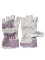 Перчатки спилковые П-1 - подарок