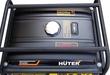 Мультитопливный генератор Huter DY6500LXG