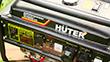 Панель управления Huter DY6500LXA