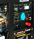 Панель управления Huter DY6500LXW