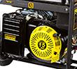 Двигатель Huter DY8000LX-3