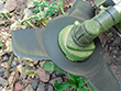 Вращающийся стальной нож Huter GET-1200SL