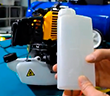 Заправка топливом Huter GGT-1000S