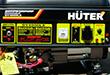 Передняя панель Huter DY4000LX
